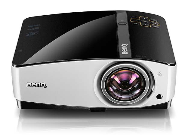 BenQ MX822ST XGA Multi-Region 3D Ready DLP Projector