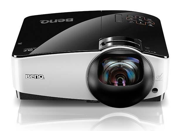 BenQ MW870UST WXGA 3000 Lumen 3D Ready DLP Projector