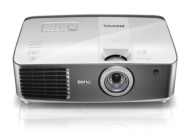 BenQ W1500 1080P HD Wireless DLP Home Theater Projector