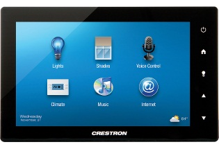 Crestron TSW-752-B-S 7in. Touch Screen