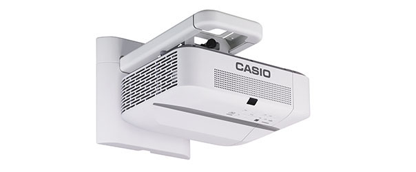 Casio XJ-UT310WN 3100lm WXGA Ultra Short Throw Lamp-Free DLP Projector