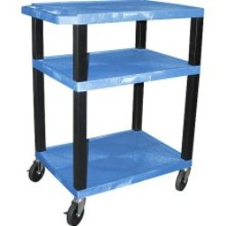 H. Wilson Company Tuffy Multi-Purpose Cart WT34BUE-B