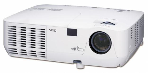 NEC NP-V260 SVGA 2600 Lumens Portable Projector - Refurbished