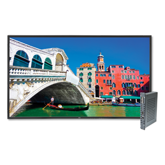 NEC V423-PC 42in. Public Display Monitor w/ Integrated PC