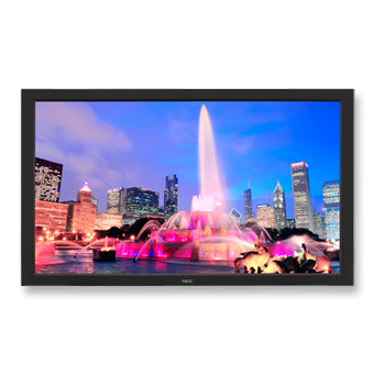 46-inch Commercial-Grade Touch-Integrated Large-Screen Display with Speakers