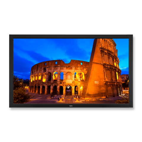 65-inch Commercial-Grade Touch-Integrated Large-Screen Display with Speakers