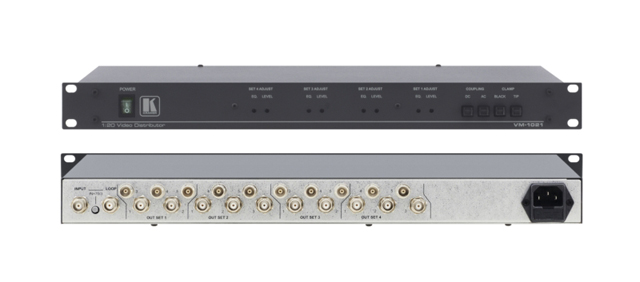 Kramer VM-1021 1:20 Composite/SDI Video Distribution Amplifier