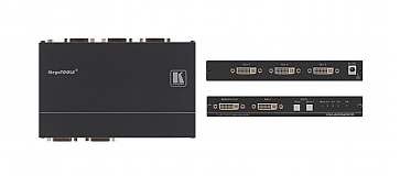 Kramer VM-400HDCP 1:4 DVI Distribution Amplifier