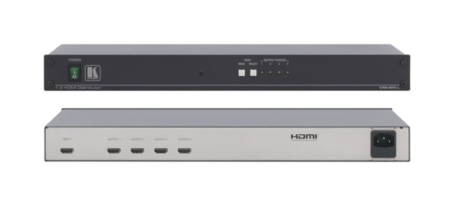 Kramer VM-4Hxl 1:4 HDMI Distribution Amplifier