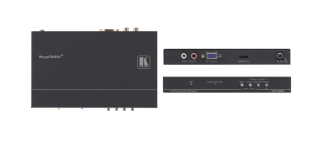 ProScale HDMI to Computer Graphics Video and HDTV ProScale Digital Scaler