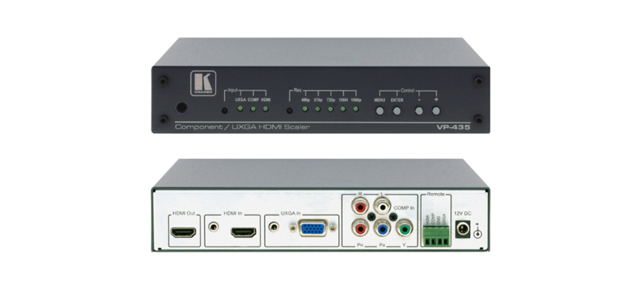 HDMI, Component & Computer Graphics Video to HDMI ProScale Digital Scaler
