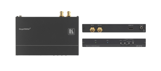3G HD-SDI to HDMI ProScale Digital Scaler