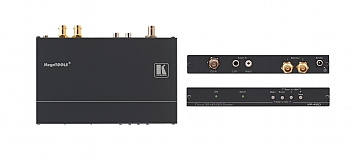 Composite Video & Stereo Audio to 3G HD-SDI ProScale Digital Scaler
