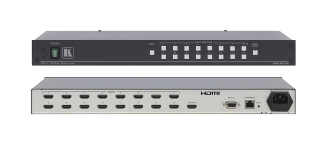 Kramer VS-161HDMI 16x1 HDMI Switcher