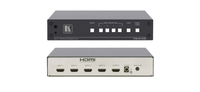 Kramer VS-41HC 4 x 1 HDMI Switcher