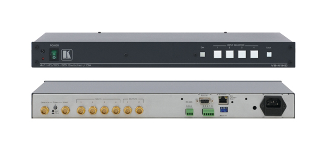 Kramer VS-41HD 4x1:2 HD-SDI Switcher