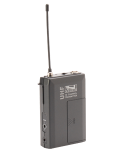 Anchor Audio WB-6000 - UHF Body Pack Transmitter for Anchor Wireless Systems