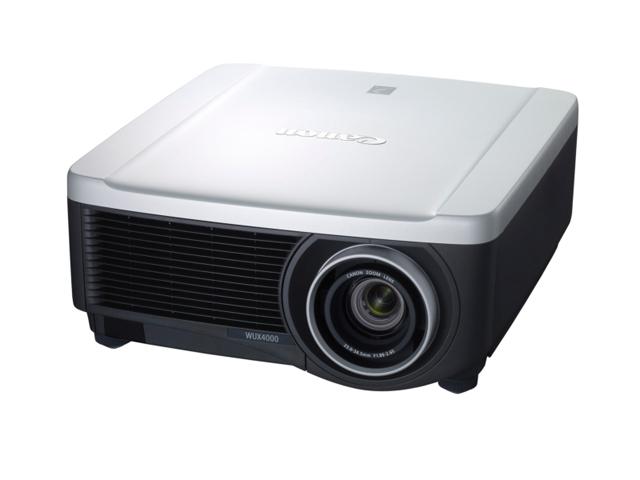 Canon REALiS WUX4000 Projector & Standard Lens Bundle