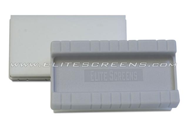 Elite ZER1 High Density whiteboard erasers, 2 Piece Set