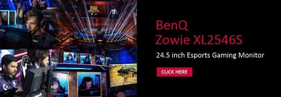 Zowie XL2546S Gaming Screen