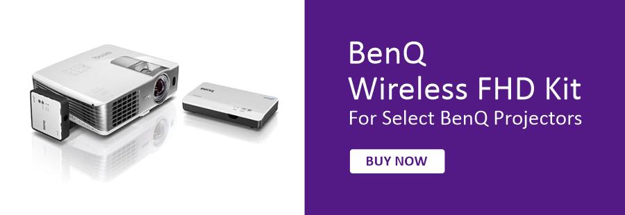 BenQ Wireless FHD Kit