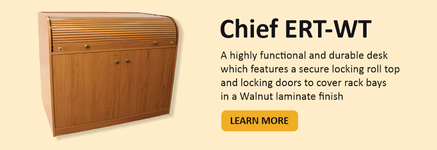 Chief Elite Roll Top Desk