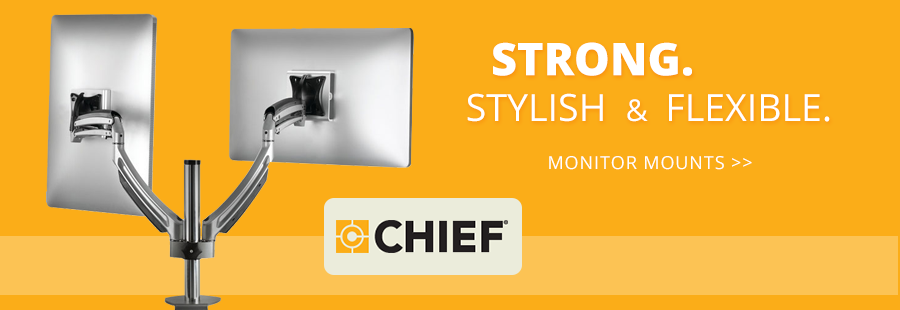 Chief Dual Monitor Mount