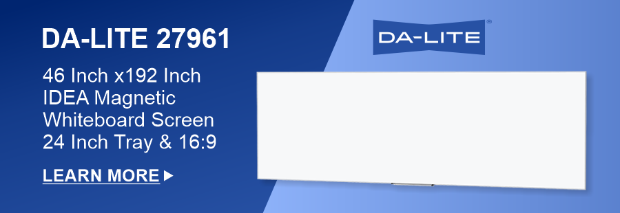 IDEA Magnetic Whiteboard Screen