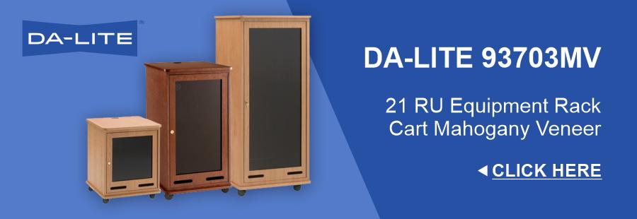 Da-Lite Equipment Carts and Racks