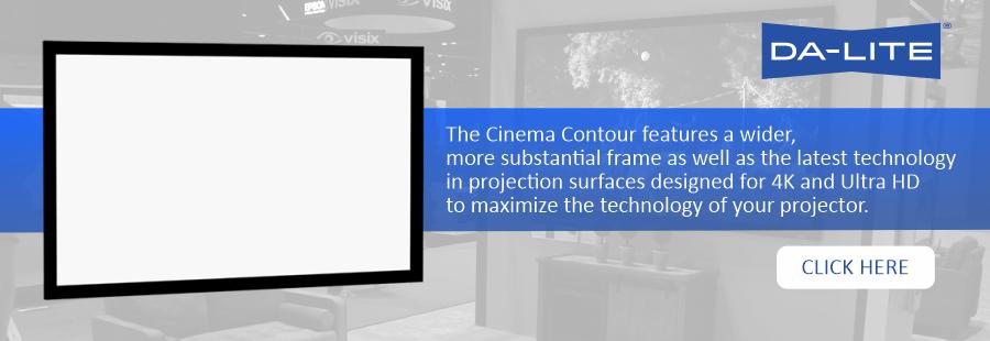 Da-Lite Projection Screens