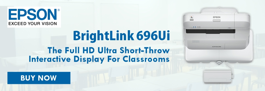 Epson BrightLink Short Throw Projector