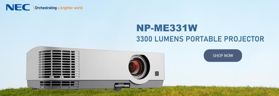 NEC NP-ME331W Classroom Projector