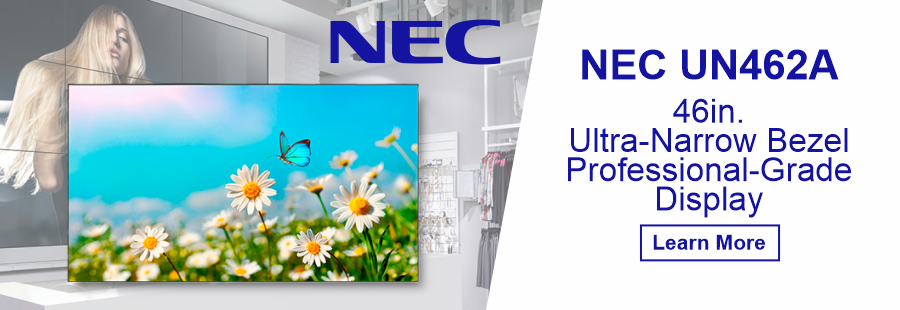 NEC Professional Grade Display