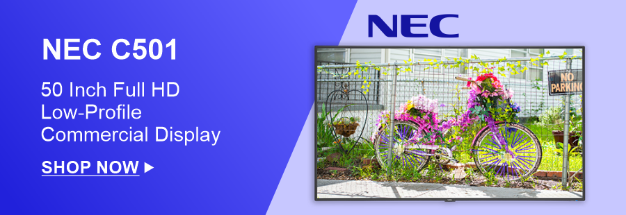 NEC C501 Commercial Display