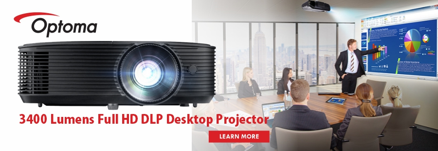 Optoma EH336 Full HD Projector