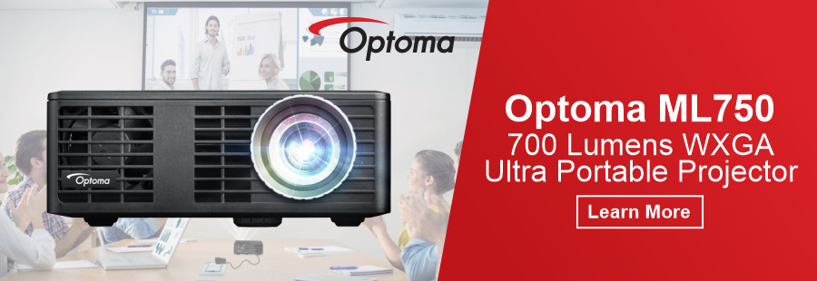 Optoma ML750 Ultra Portable Projector