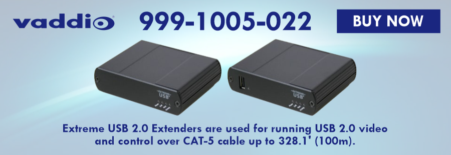 Vaddio USB Extender