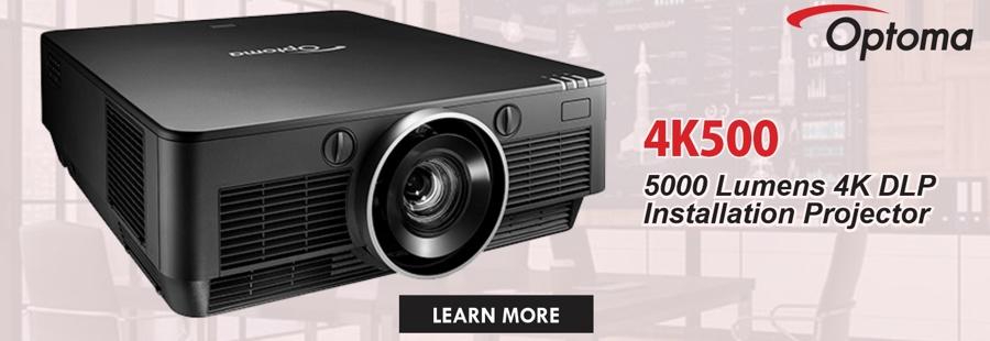 ViewSonic 4K500