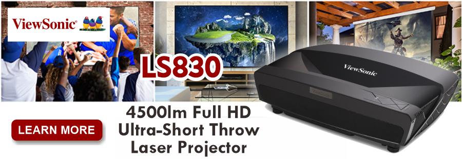 ViewSonic LS830