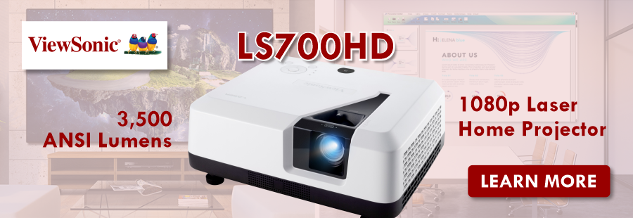 LS700HD Home Theater Projector