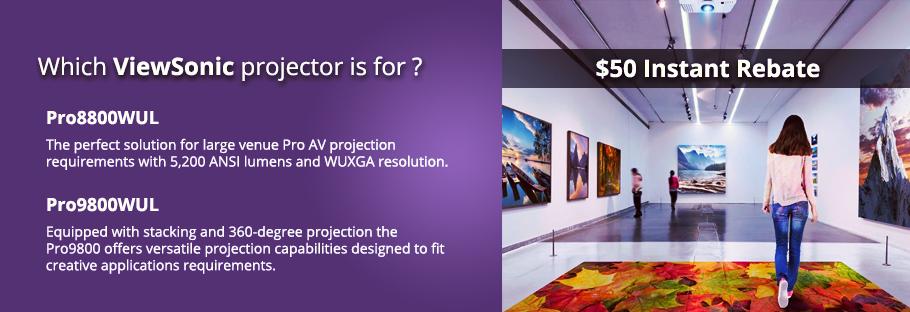 ViewSonic Projector Sale