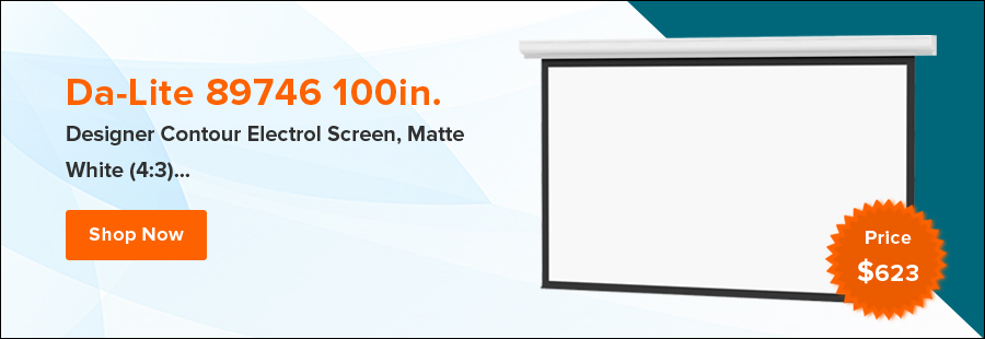 Da-Lite Projection Screens