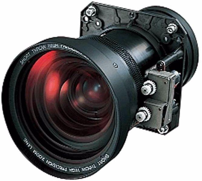 Panasonic ET-ELW02 1.4 to 1.8:1 Zoom Lens for PTEX16KU Projector