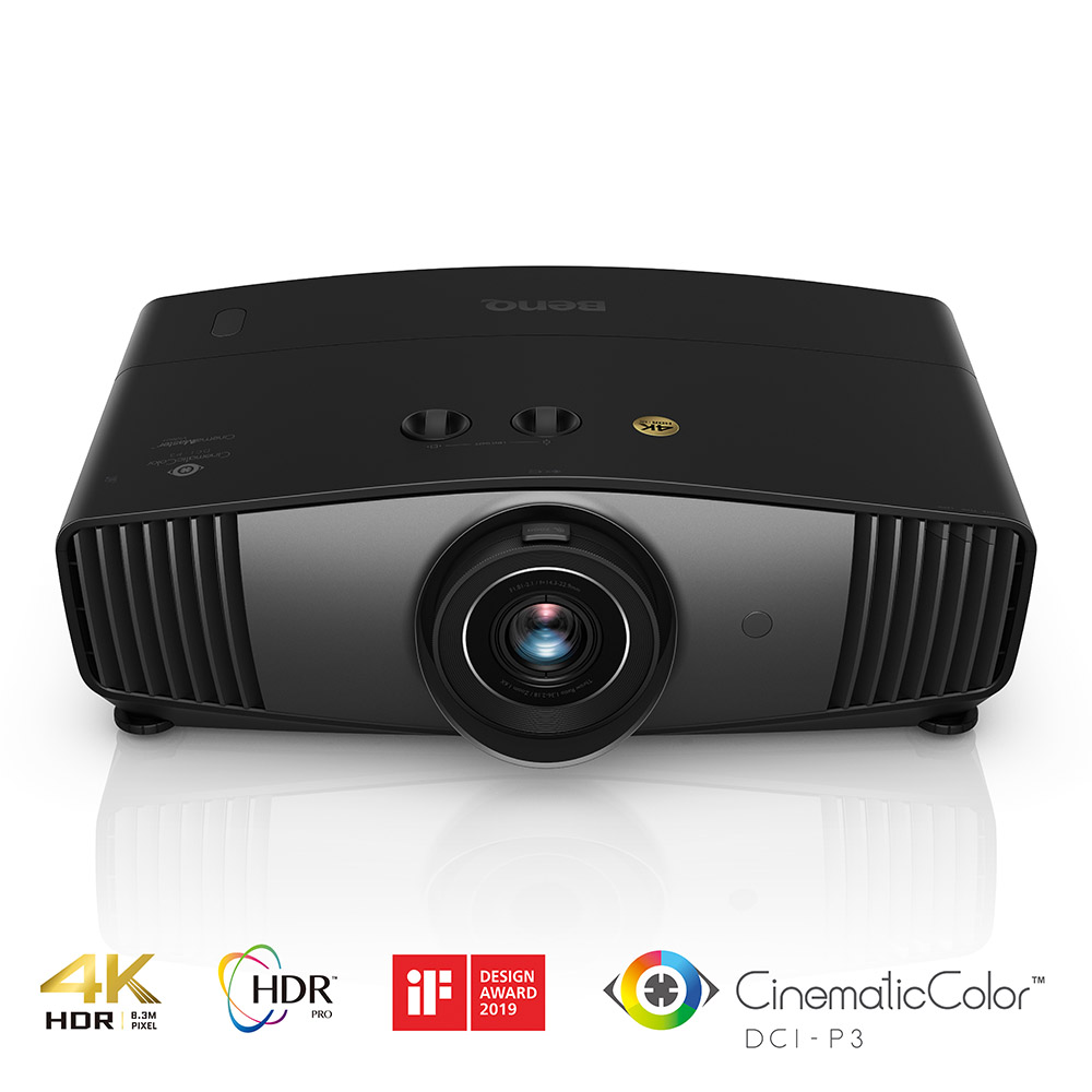 BenQ HT5550 1800lm 4K UHD Home Theater Projector