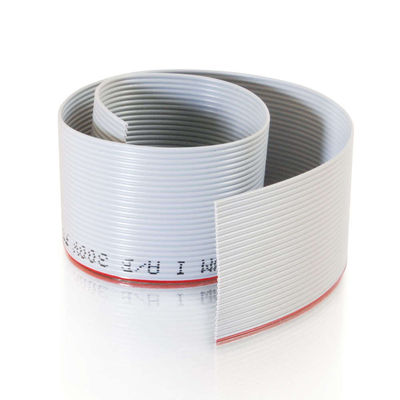 C2G 32261 100ft 28 AWG 25-Conductor Flat Ribbon Bulk Cable