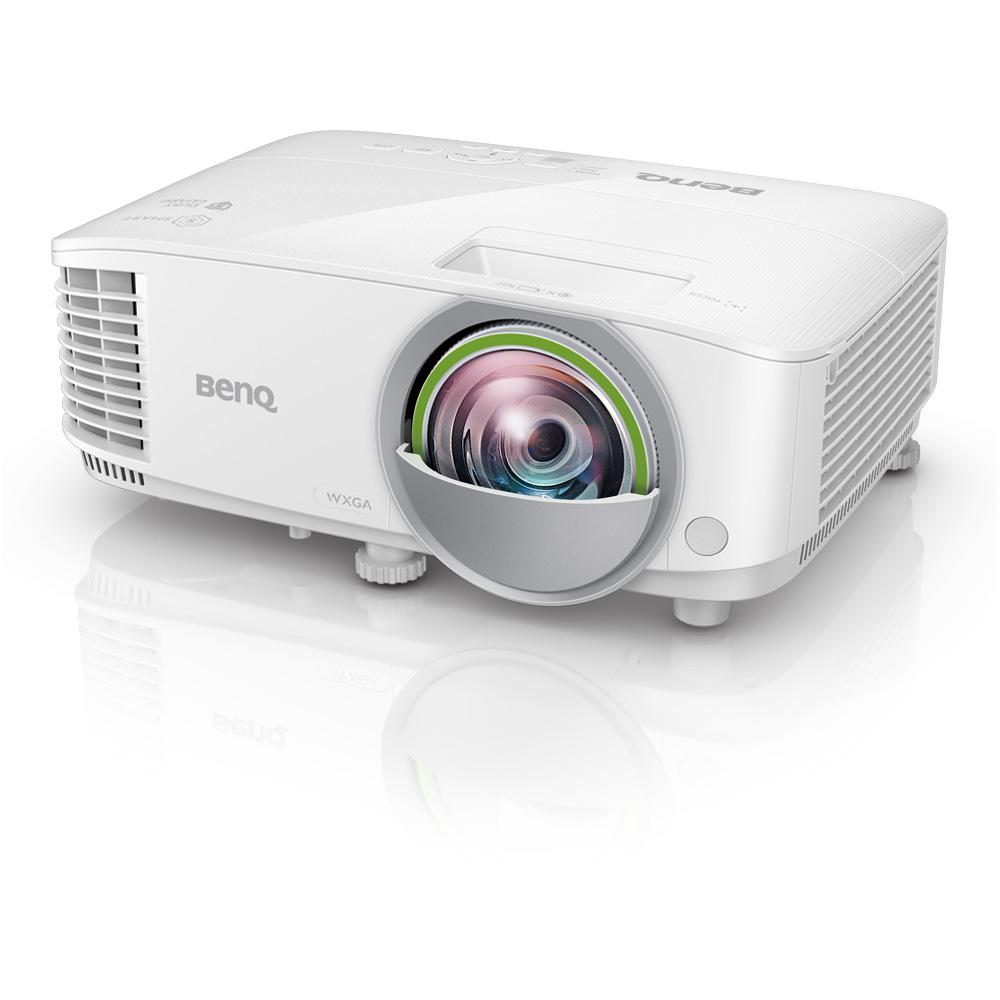 BenQ EW800ST 3300lm WXGA Interactive Short-Throw Projector