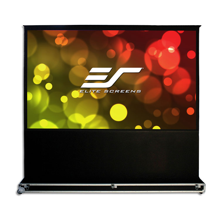 Elite FE120HB-NTC 120in 16:9 Kestrel Stage B NTC Electric Screen, MaxWhite