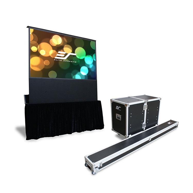 Elite FE120HB-TC 120in 16:9 Kestrel Stage B Electric Screen, MaxWhite