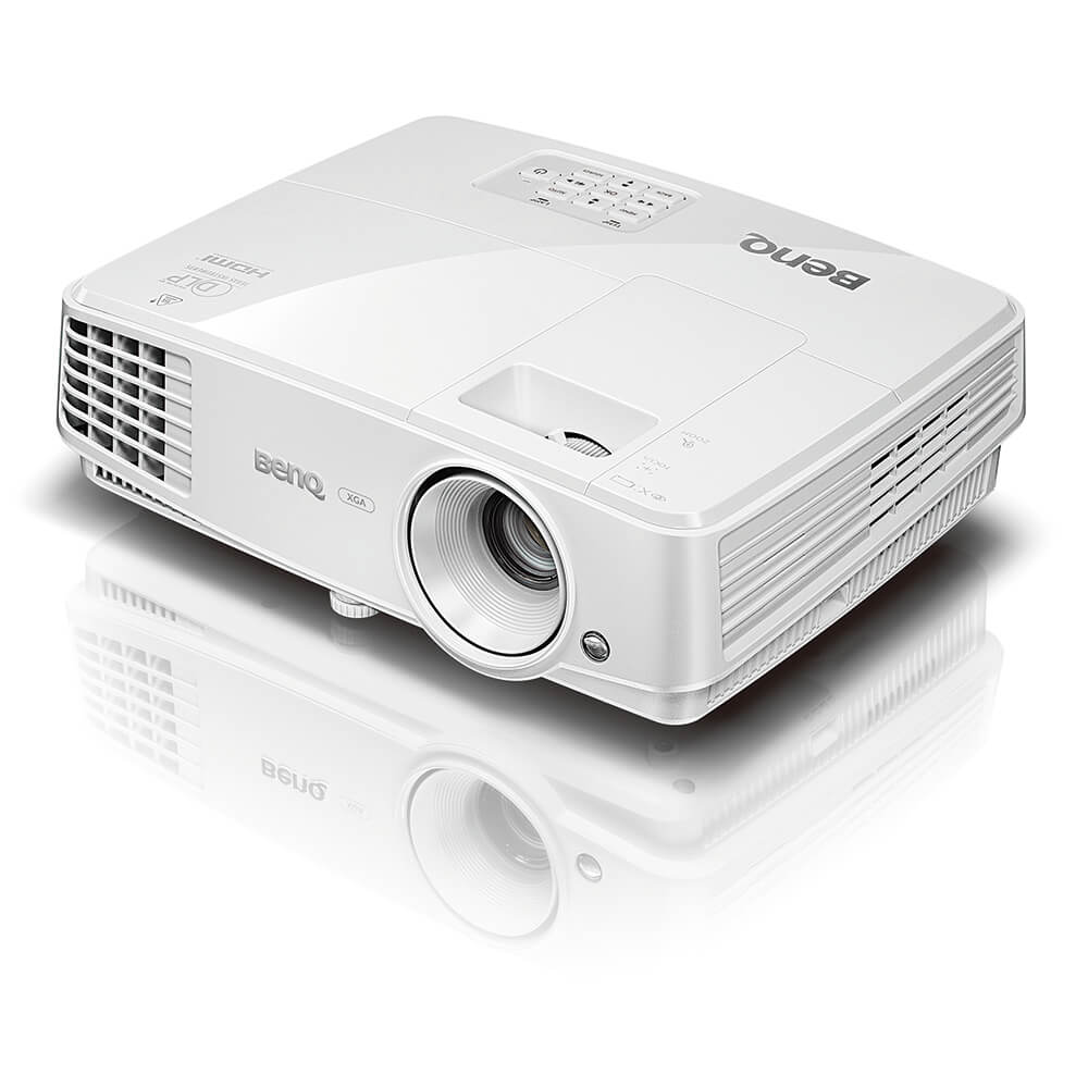 BenQ MW707 3500lm WXGA DLP Business Projector, Open Box