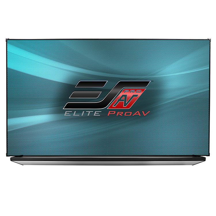 Elite WB79VW1 79in 4:3 WhiteBoard Screen Thin Edge Screen, VersaWhite